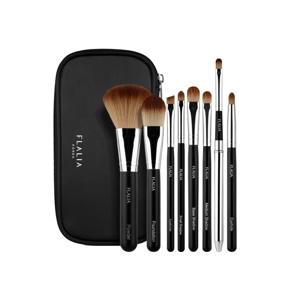 Simple Brushset 8P / CLASSIC